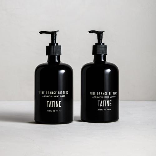 Pine Orange Bitters Aromatic Hand Soap Tatine