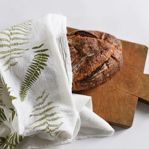 Fronds Kitchen Towel
