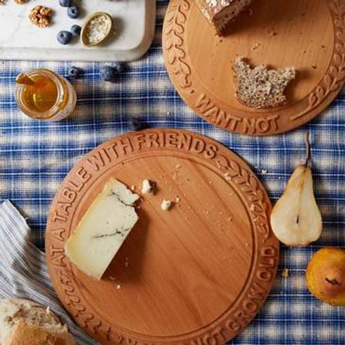 Friends Heritage Bread Board