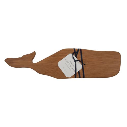 Little Whale Wood Board in Oak SMALL