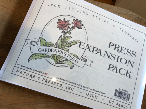 Gardener's Press Expansion Pack