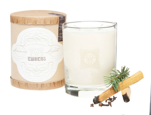 Embers 2 Wick Candle