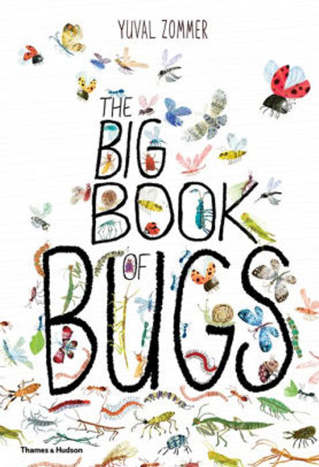A beautifully illustrated, informative book for children introducing them to bugs that creep, crawl, bite, fly, and more