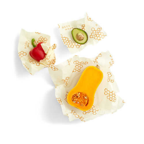 Bees Wrap Set of 3 in Assorted Sizes