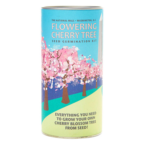 Flowering Cherry Grow A Tree Kit