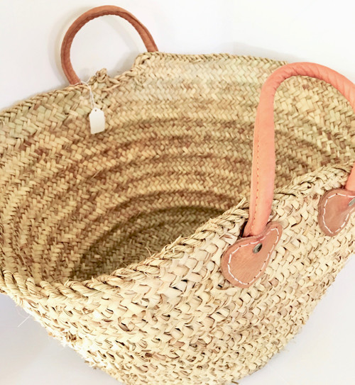 Rustic Large Basket