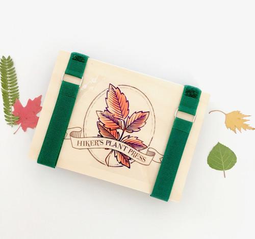 Hiker's Plant Press