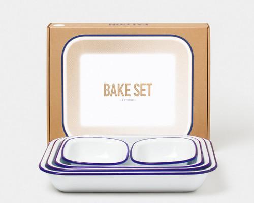 Bake Set Enamelware