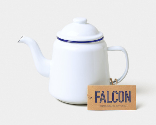 1 L Tea Pot Enamelware