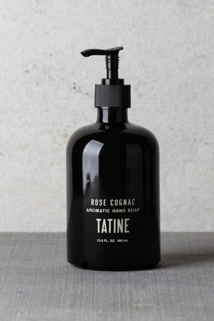 Rose Cognac Aromatic Hand Soap Tatine