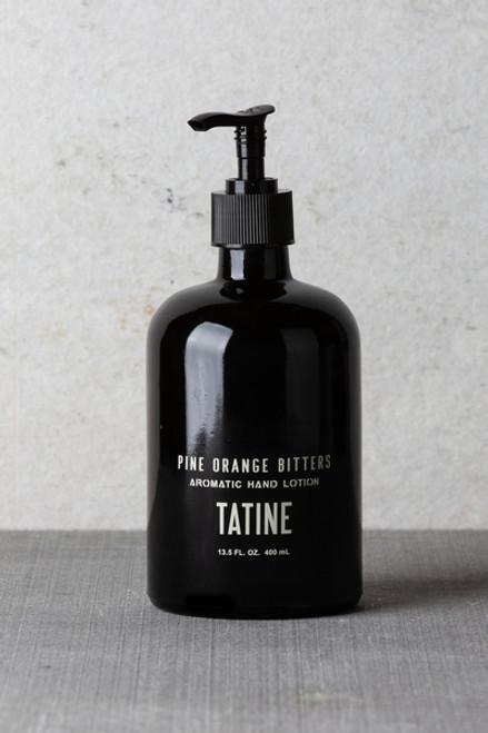 Pine Orange Bitters Aromatic Hand Lotion Tatine