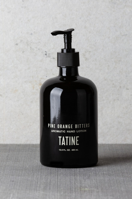 Pine Orange Bitters Aromatic Hand Lotion Tatine