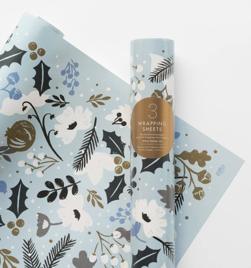 Holiday Sun Wrapping Sheets Paper