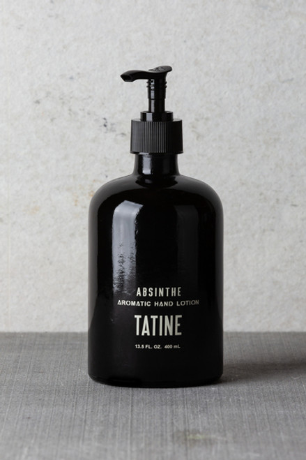 Absinthe Aromatic Hand Lotion Tatine