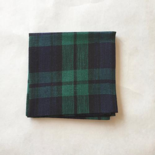 Handkerchief in Green