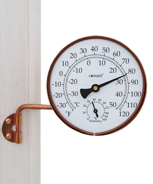 Conant Vermont Weather Station - Living Finish Copper