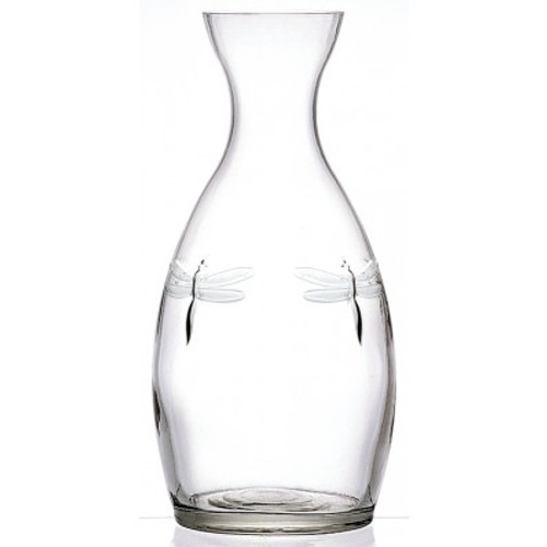 Small Dragonfly Carafe