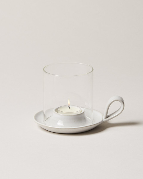 Pantry Tealight Hurricane Candle Holder