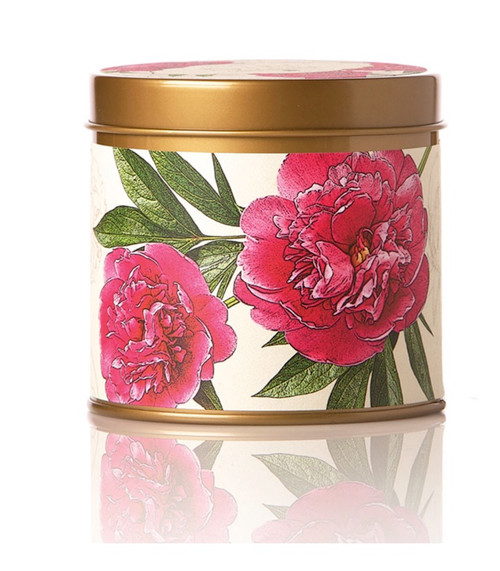 Candle Tin - Peony and Pomelo