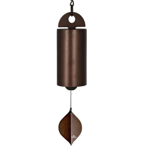 Heroic Windbell in Medium Antique Copper