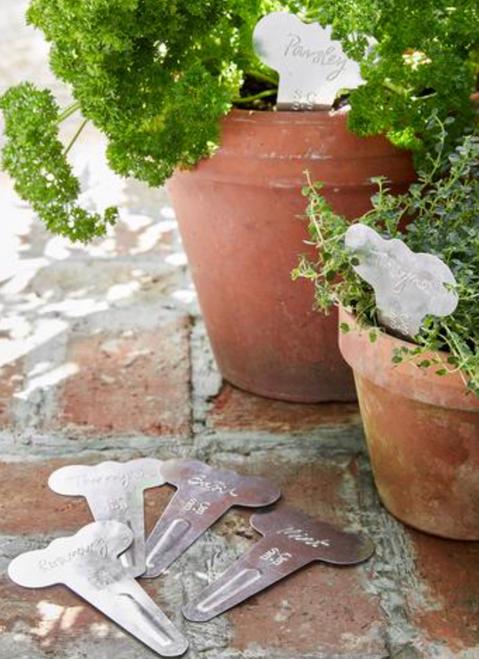 Sophie Conran by Burgon & Ball Herb Marker Plant Label