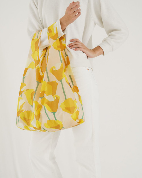 Baggu Standard Size in Golden Poppy Yellow