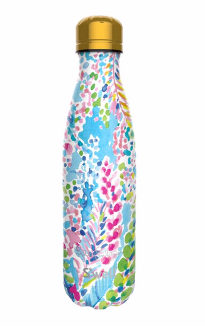 Swell & Lilly Pulitzer Catch The Wave 17 oz Bottle
