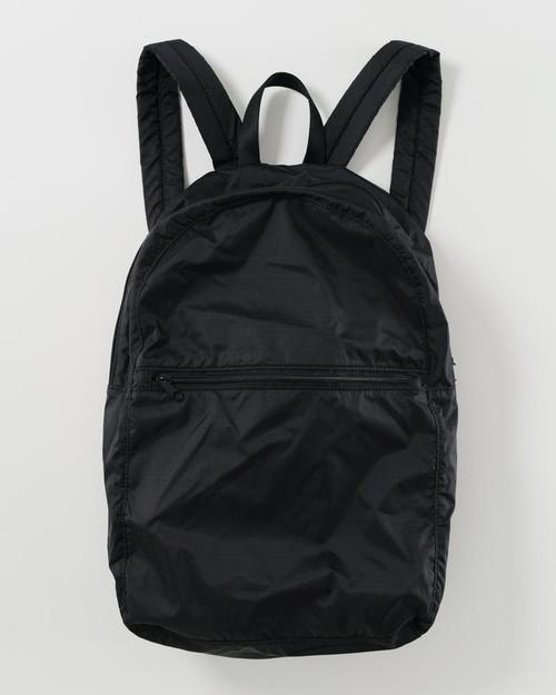 Baggu Packable Backpack in Black