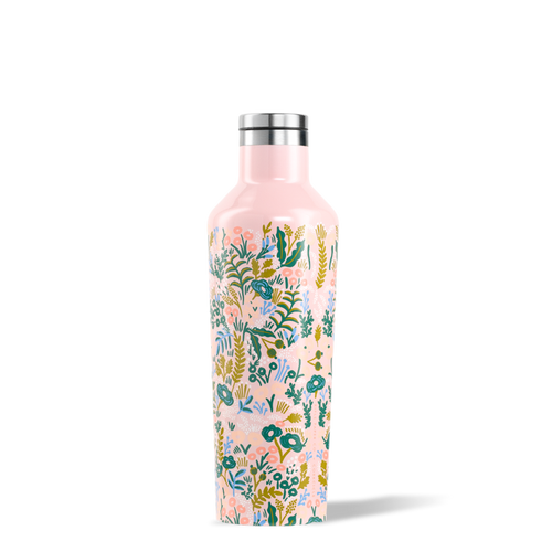 Corkcicle Rifle Paper Floral Hot Cold Canteen in Tapestry