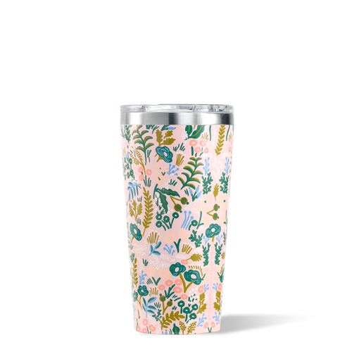 Corkcicle Rifle Paper Hot Cold Tumbler in Tapestry