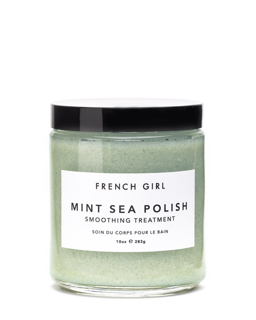 Menthe Mint Sea Polish French Girl