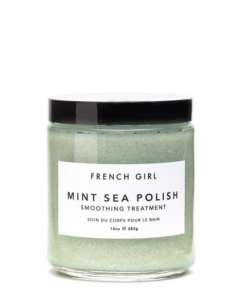 Menthe Mint Sea Polish French Girl