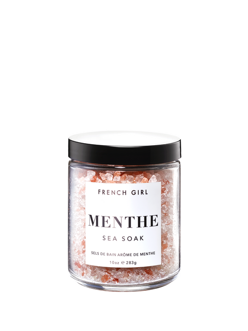 Menthe Mint Sea Soak French Girl