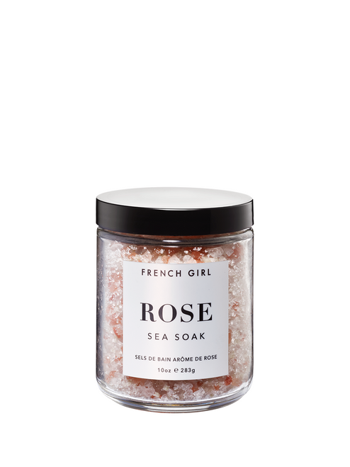 Rose Sea Soak French Girl
