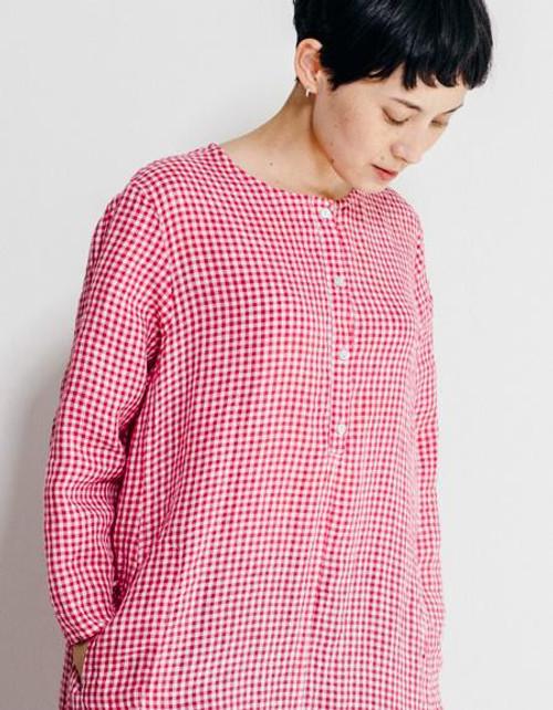 Anita Dress in Merissa Pink Gingham