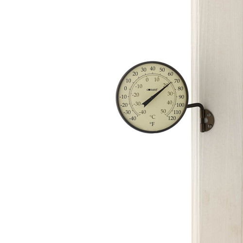 Conant Decor Dial Thermometer - Bronze