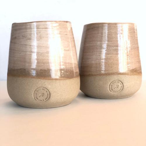 Everyday Tea Cup Handmade Ceramic Pottery