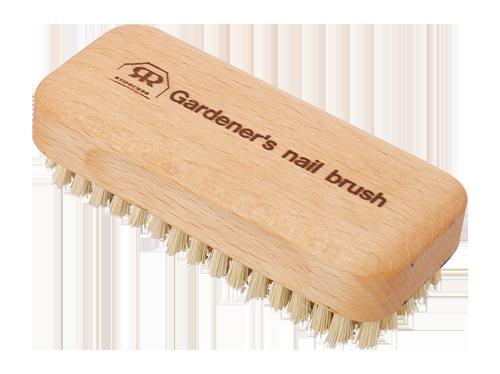 Oiled Beech Wood Tampico Fibre Gardener's Nail Brush