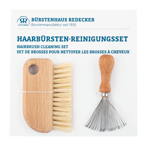 Hair Brush Cleaning Kit