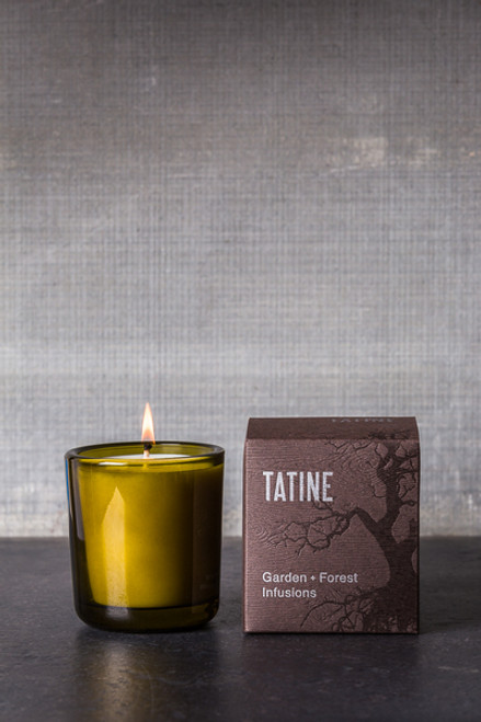 Garden + Forest Infusions Tabac Candle
