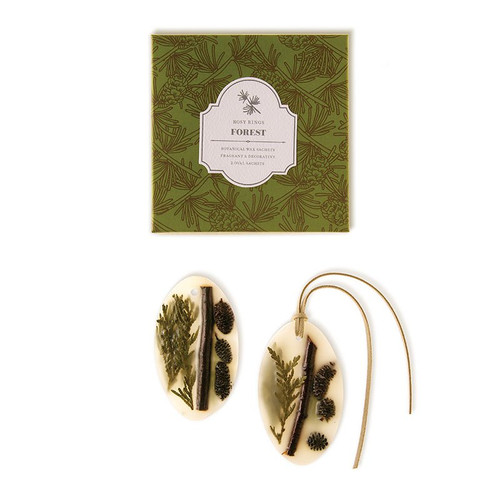 Forest Botanical Wax Sachets
