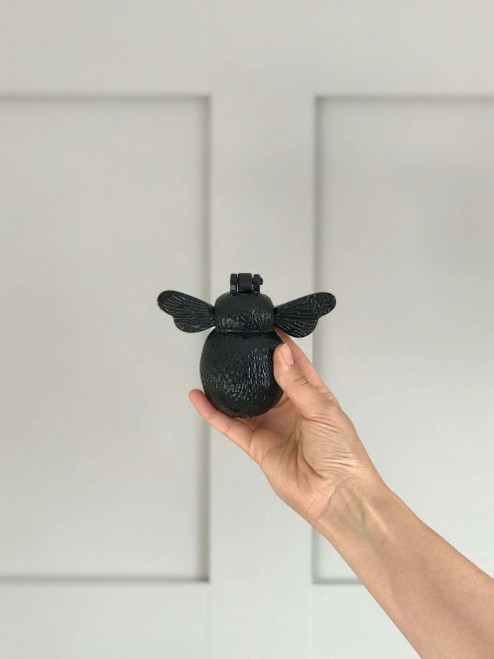 Cast Iron Bumble Bee Door Knocker