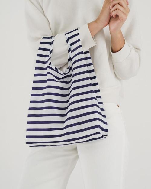Baby Baggu in Blue Sailor Stripe