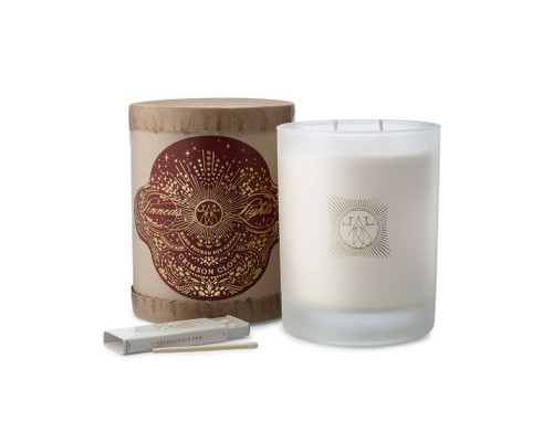 Crimson + Clove Holiday 2 Wick Candle