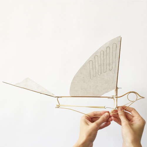 Flying Martha Ornithopter
