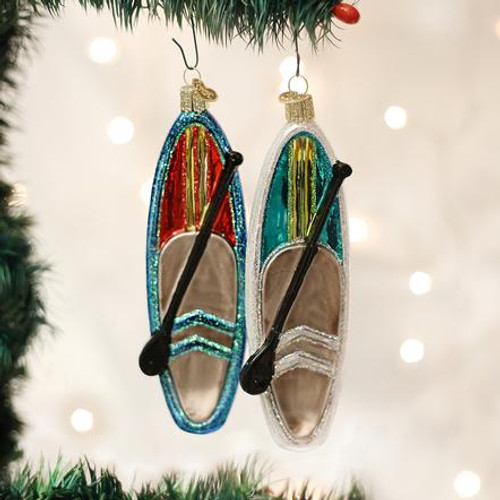 Stand Up Paddle Board Ornament