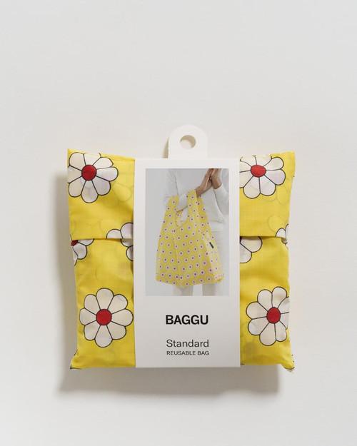 Standard Baggu in Yellow Daisy