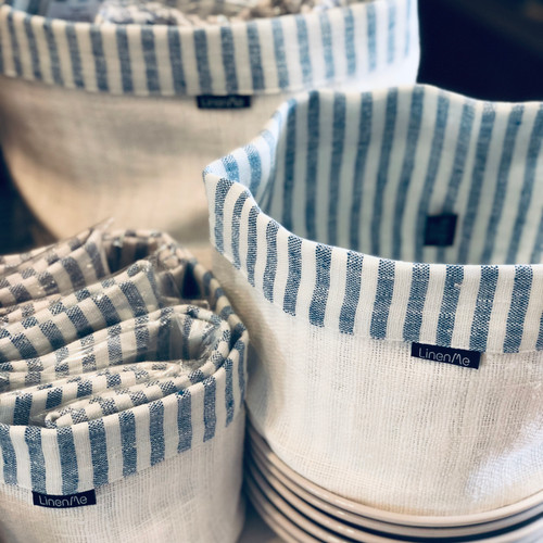 Linen Basket (available in assorted sizes and colors)