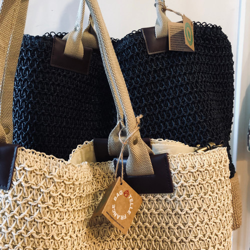 Roomy Beach Tote (available in 2 colors)