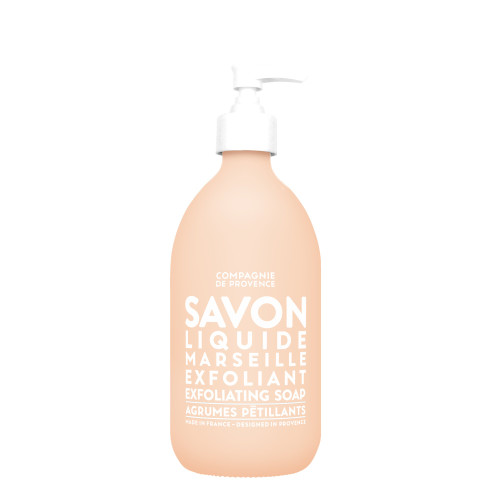 Exfoliating Liquid Marseille Soap 16.7 fl. oz. - Sparkling Citrus
